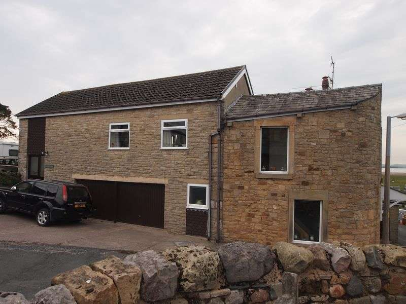 4 Bedrooms Semi Detached House for sale in The Shore, Bolton Le Sands, Carnforth