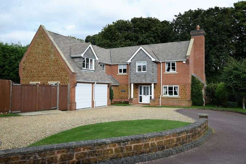 5 Bedrooms Detached House for sale in Saxons Lea, Pickwell