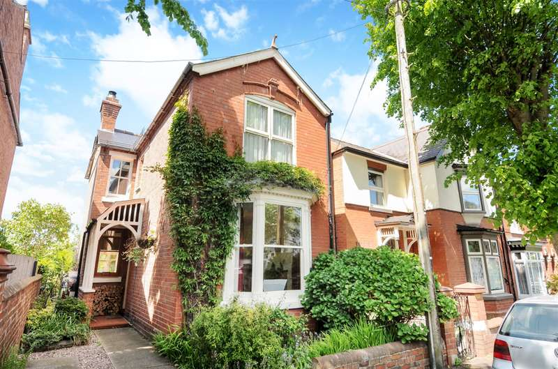4 Bedrooms Detached House for sale in South Avenue, 'Old Quarter', Stourbridge, DY8 3XY