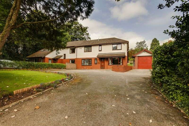 4 Bedrooms Semi Detached House for sale in Oakfield Road, Newport