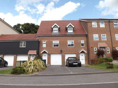 3 Bedrooms Terraced House for sale in Hedge End, Southampton, Hampshire