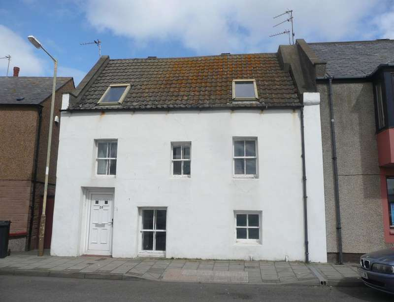 2 Bedrooms Property for sale in Old Shore Head, Arbroath, DD11