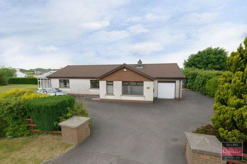 3 Bedrooms Bungalow for sale in 285 Ballynahinch Road, Annahilt, BT26 6BP