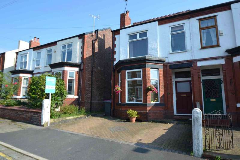 4 Bedrooms Semi Detached House for sale in Highfield Drive, Monton