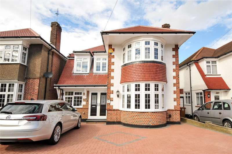 4 Bedrooms House for sale in Chester Drive, Harrow, Middlesex, HA2