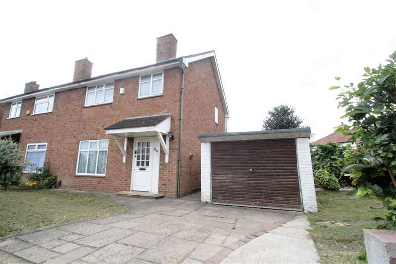 3 Bedrooms Property for sale in Sipson Road, West Drayton, Middlesex