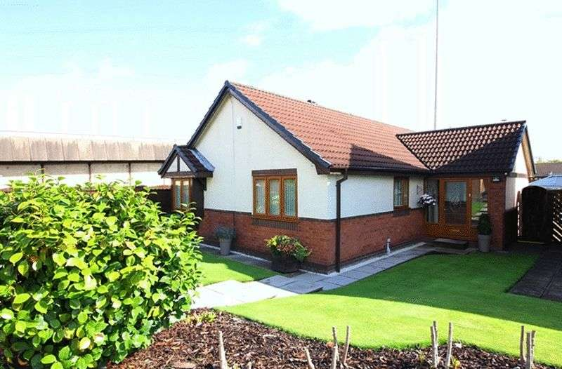 3 Bedrooms Detached Bungalow for sale in Orchard Avenue, Broadgreen, Liverpool, L14