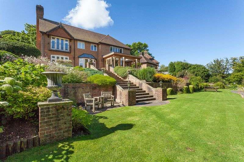 5 Bedrooms House for sale in Fern Lodge, Mardens Hill, Crowborough