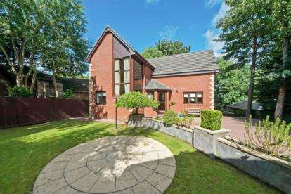 4 Bedrooms Detached House for sale in Busheyhill Street, Cambuslang