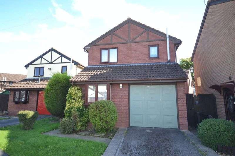 3 Bedrooms Detached House for sale in School Walk, Whitehall, Bristol