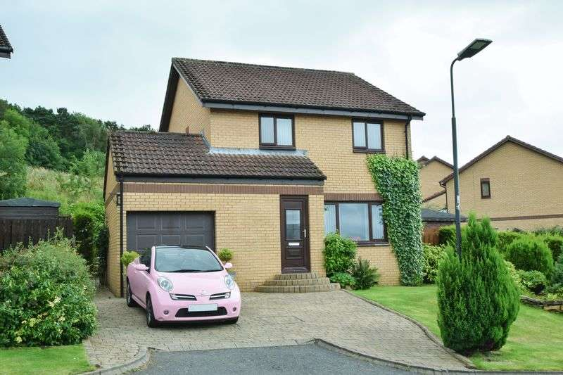 4 Bedrooms Detached House for sale in 1 Beveridge Close, Mayfield, Midlothian, EH22 5TP