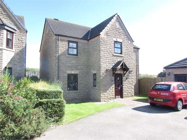 4 Bedrooms Detached House for sale in St Peters Heights, Old Edlington, Doncaster, DN12 1QS