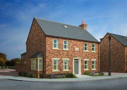 5 Bedrooms House for sale in Papplewick Farm, Off Moore Road, Hucknall