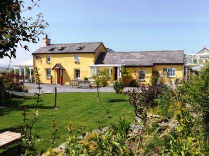 4 Bedrooms Equestrian Facility Character Property for sale in Llansannan, Denbigh, Conwy, LL16