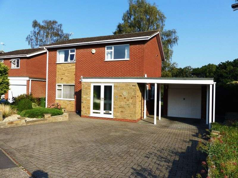 4 Bedrooms Detached House for sale in Sandwell Drive, Lincoln