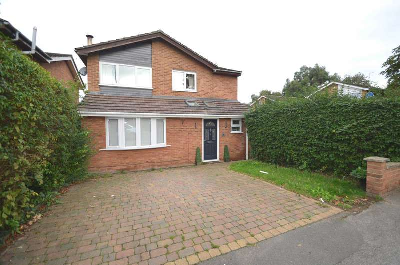 4 Bedrooms Detached House for sale in Carnation Close, Leighton Buzzard