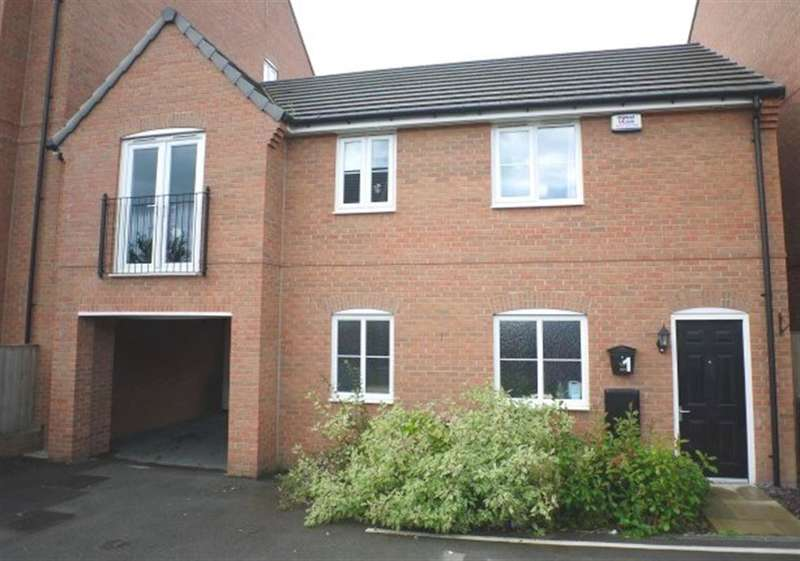 2 Bedrooms Flat for sale in Carrick Drive, Thornbury BD3