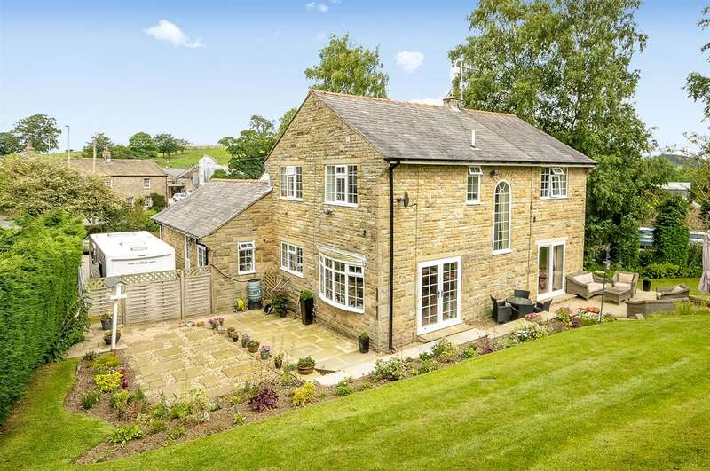 4 Bedrooms Detached House for sale in Porch House, Coniston Cold, Skipton