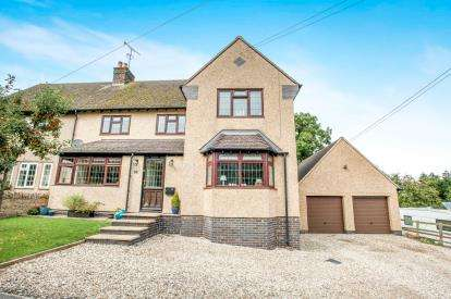 5 Bedrooms Semi Detached House for sale in Gallipot Farm Cottages, Evesham Road, Broadway