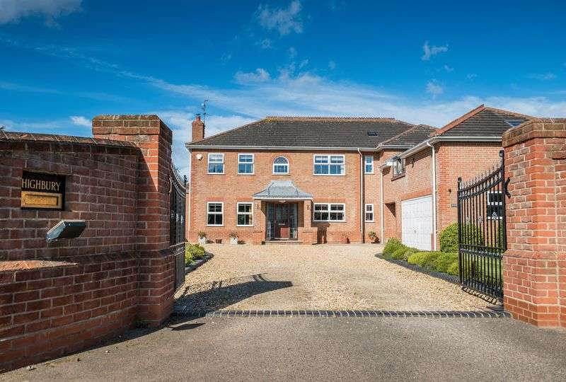 4 Bedrooms Detached House for sale in Highbury, Holbeach