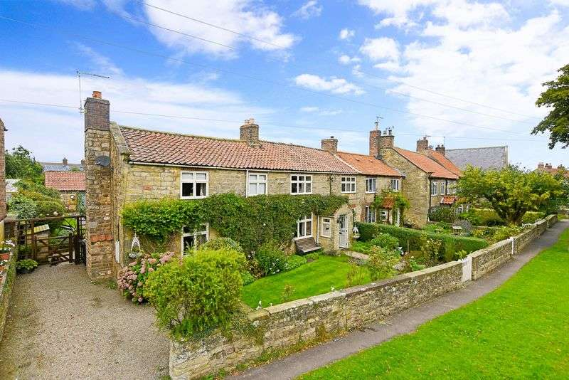 3 Bedrooms Detached House for sale in Rose Cottage Rainton Thirsk North Yorkshire YO7 3PH