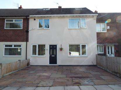 3 Bedrooms Terraced House for sale in Northumberland Way, Bootle, Liverpool, Merseyside, L30