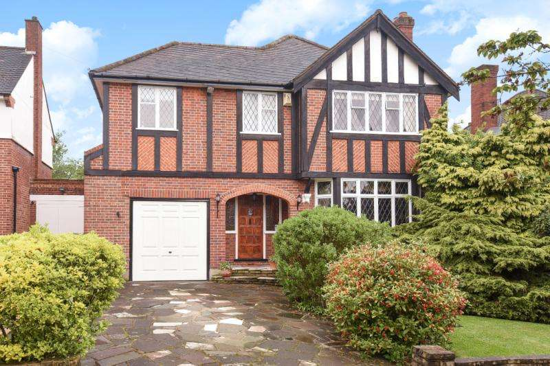 Detached house in  Mulgrave Road  Harrow  HA1  Richmond