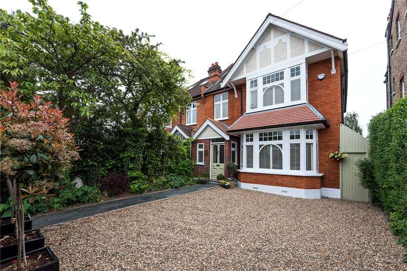 Semi Detached in  Queens Road  Kingston Upon Thames  KT2  Richmond