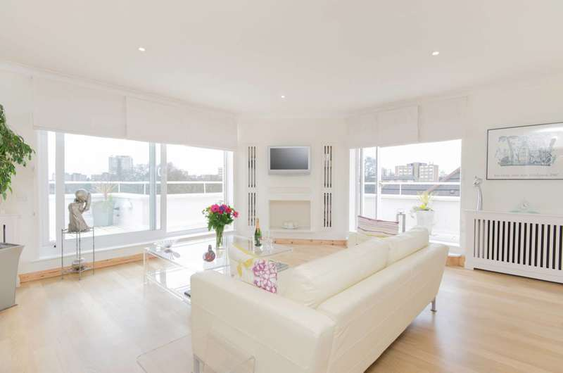 Penthouse in  West Hill  London  SW15  Richmond