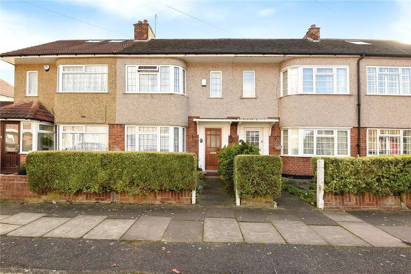 Terraced house in  Exmouth Road  Ruislip  Middlesex  HA4  Richmond