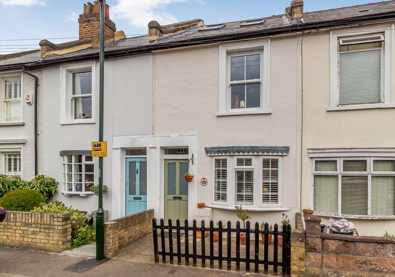 Terraced house in  Railway Road  Teddington  TW11  Richmond