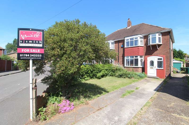 Semi Detached in  Tudor Road  Ashford  TW15  Richmond