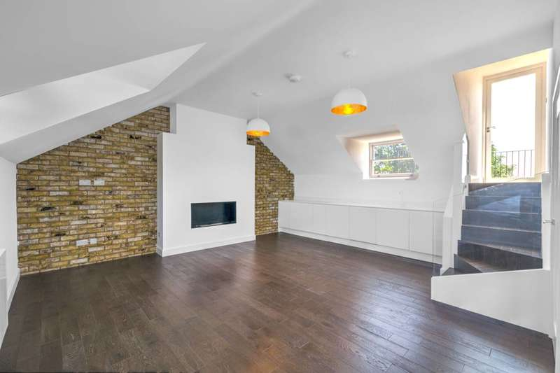 Flat in  South Hill Park  London  NW3  Richmond
