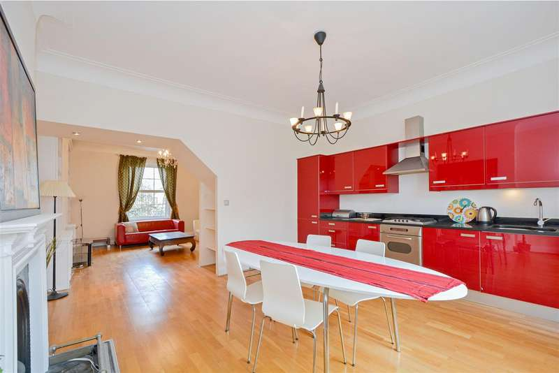 Flat in  Mortimer Crescent  London  NW6  Richmond