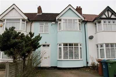 Terraced house in  Bishop Ken Road  Harrow  HA3  Richmond