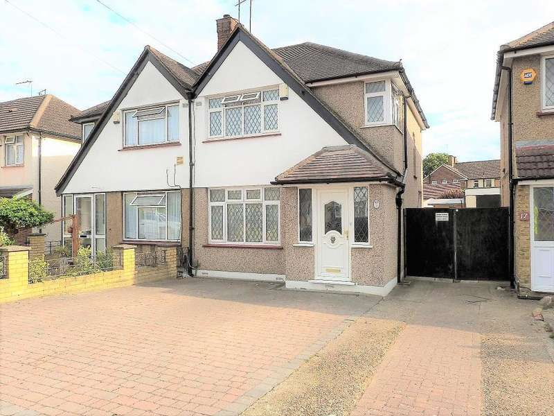 Semi Detached in  Elers Road  Hayes  UB3  Richmond