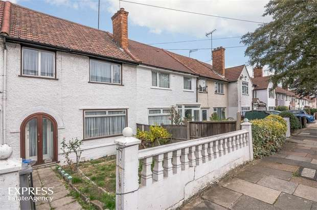 Terraced house in  Review Road  London  NW2  Richmond