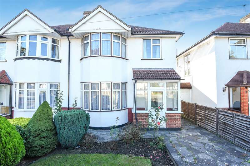 Semi Detached in  West End Road  Ruislip  Middlesex  HA4  Richmond