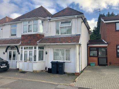 Semi Detached in  Dorset Road  Birmingham  West Midlands  B17  Birmingham