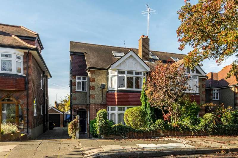 Semi Detached in  Ainsdale Road  Ealing  W5  Richmond