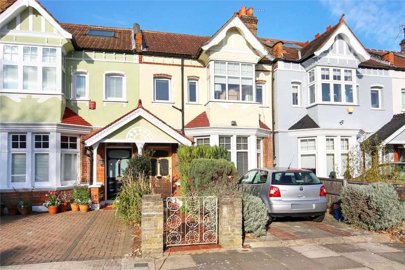 House in  Grantham Road  Chiswick  London  W4  Richmond