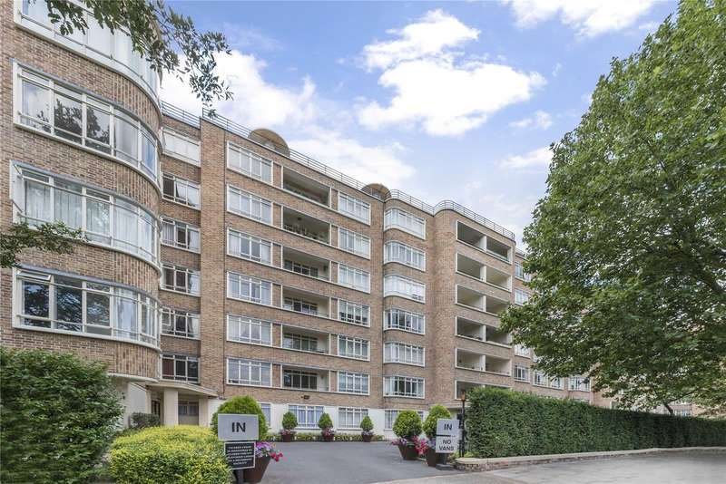 Flat in  Prince Albert Road  St. Johns Wood  NW8  Richmond