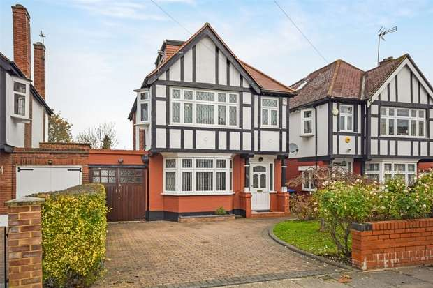 Detached house in  Norval Road  Wembley  Middlesex  HA0  Richmond