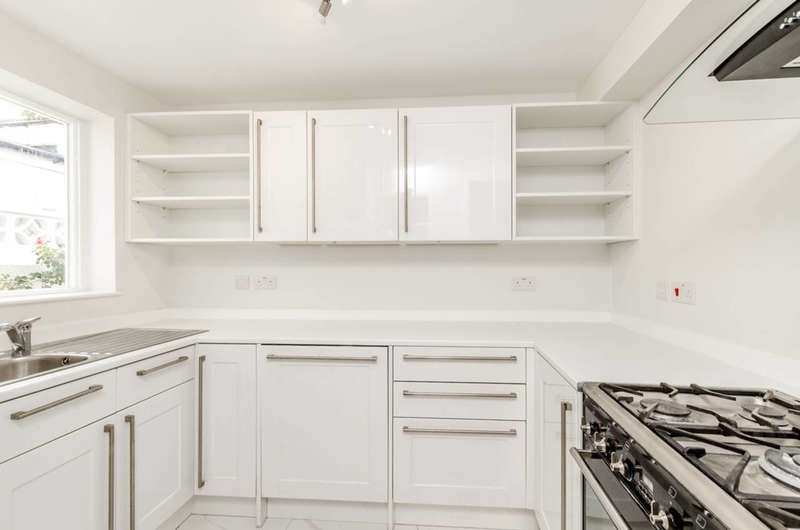 House in  Somerset Road  London  W4  Chiswick
