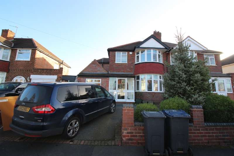 Semi Detached in  Parkhill Road  Sutton Coldfield  B76  West Midlands