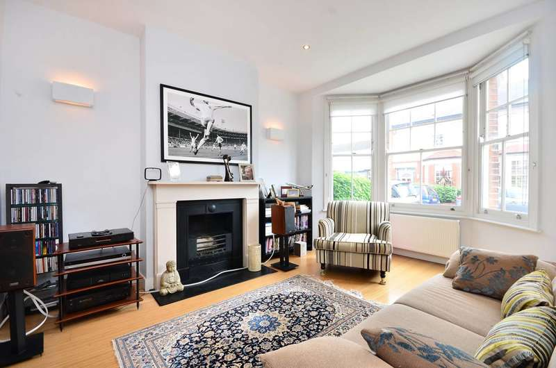 House in  Ernest Gardens  London  W4  Chiswick