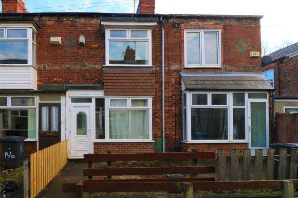 2 Bedroom House To Rent In Perth Street West Hull Hu5